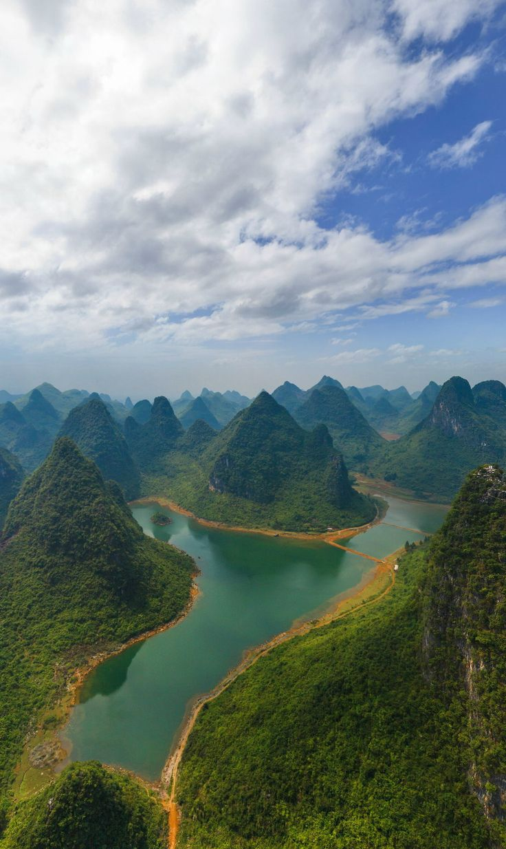 #Guilin_National_Park, #Guilin - #China http://en.directrooms.com/hotels/subregion/1-12-61/