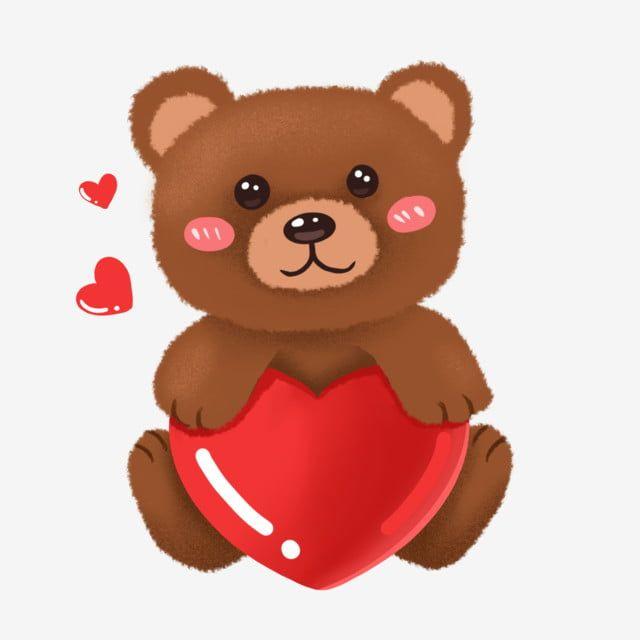 Cute Cartoon Bear Picture Cute Cartoon Bear Material Download Cute Cartoon Bear Template Download Cute Cartoon Bear Png Transparent Clipart Image And Psd Fil Teddy Bear Cartoon Bear Pictures Bear Cartoon