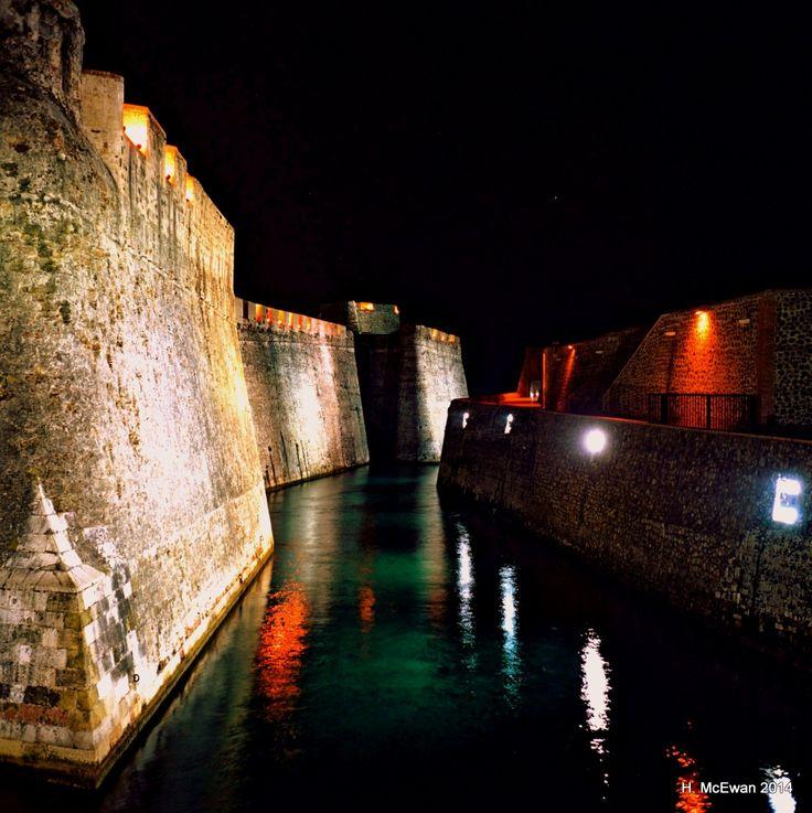 Murallas Reales de Ceuta, Spain