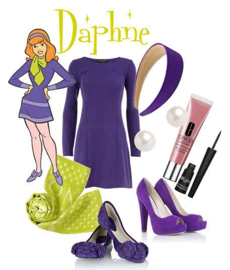 """Daphne from """"Scooby Doo"""" 