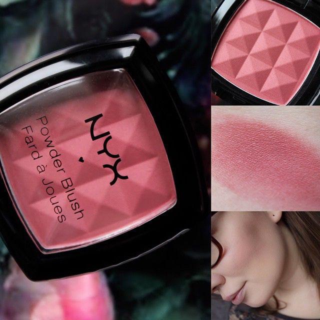 Новое в блоге-NYX Powder Blush Fard a Joues в оттенке PB04 Silky Roseактивная ссылка в профилеспасибо @4beauty_market