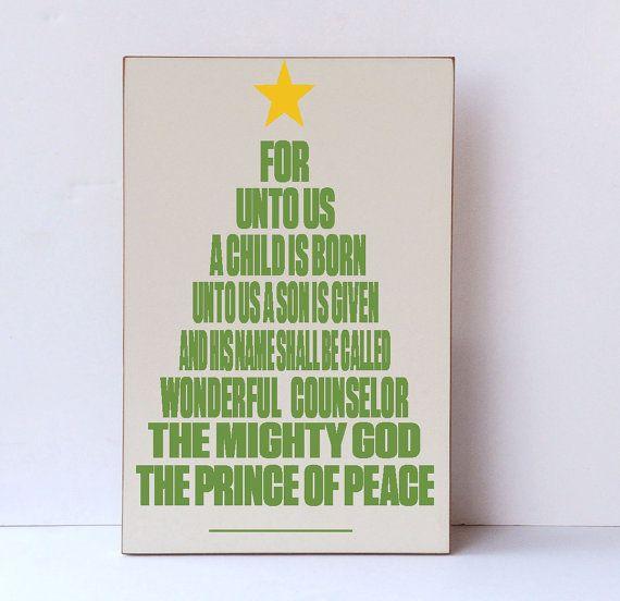 Wall Christmas Tree - Alternative Christmas Tree Ideas_41