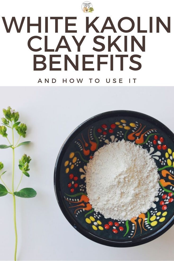 Cleanse And Stimulate Your Skin White Kaolin Clay Skin Benefits And Uses Wild For Nature Dry Skin Diy Skin Benefits Kaolin Clay