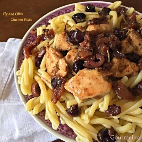 Fig and Olive Chicken