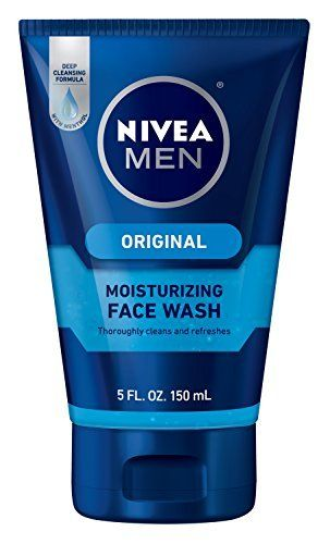NIVEA MEN Original Moisturizing Face Wash, 5 oz Tube by Nivea Men via https://www.bittopper.com/item/nivea-men-original-moisturizing-face-wash-5-oz-tube-by/ebitshopa7e5/
