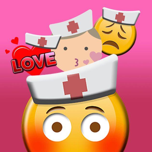 New Ios App Best Nurse Emojis Dennis Duncan Emoji Nurse Mario Characters