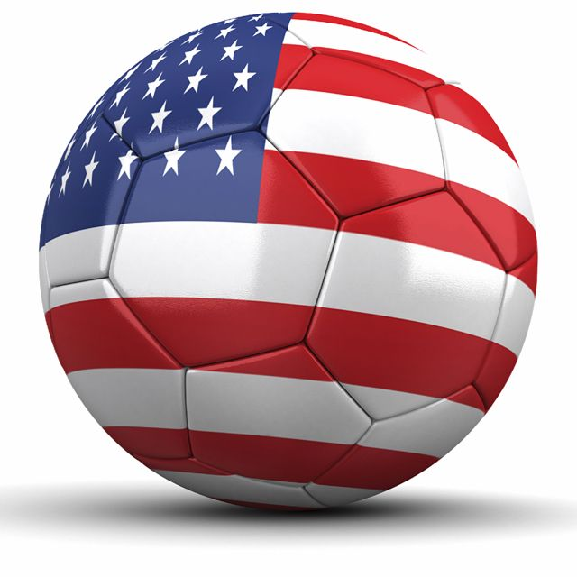 I want to play soccer on the USA women team!