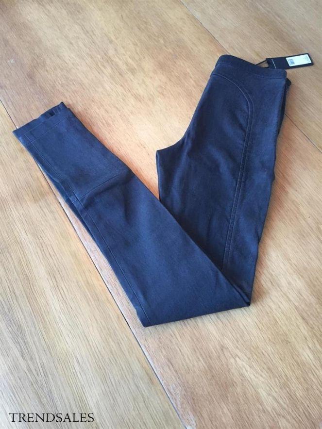 Won Hundred Læderbukser.  20 kr. om dagen.  #leather #WonHundred #pants #secondhand