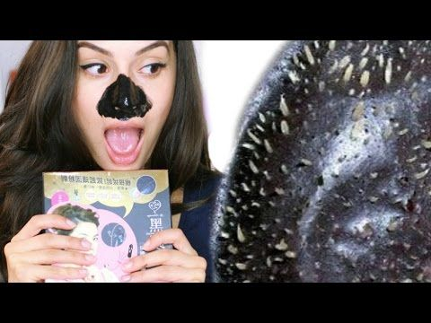 BEST BLACKHEAD REMOVER!! My Scheming Mask | Instructions - YouTube