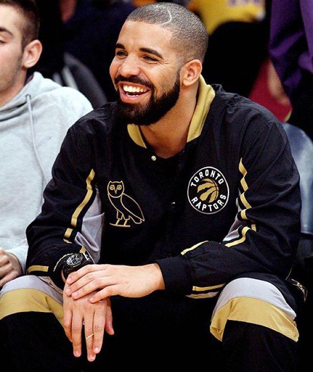 his smile 😌 #Drake #ovo