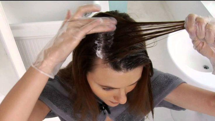Avon. Советы по первому окрашиванию волос