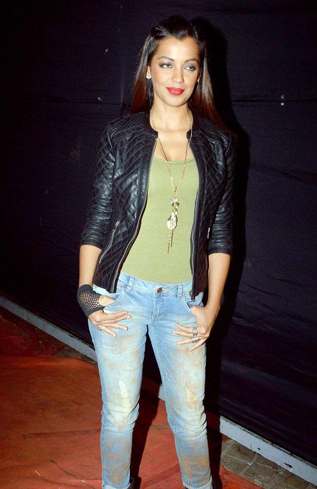 Leggy lass Mugdha Godse in Khatron Ke Khiladi. #Style #Bollywood #Fashion #Beauty