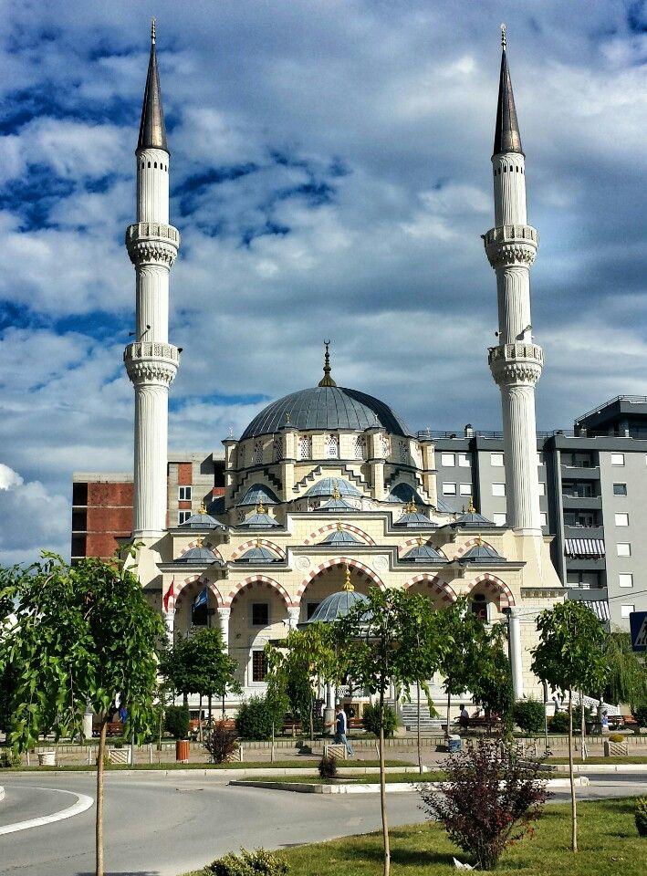 Mosque in Mitrovica, Kosovo | August 2013