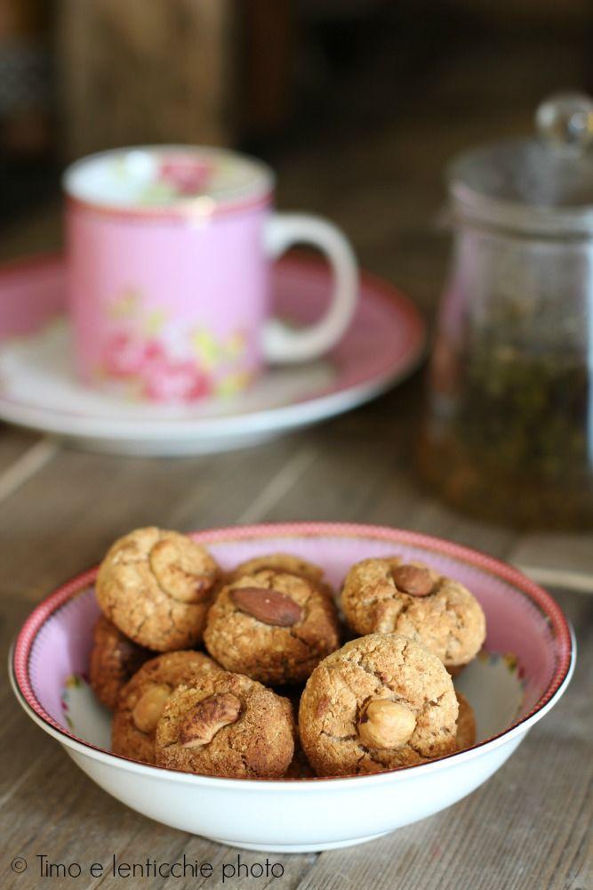 biscottini della salute http://blog.giallozafferano.it/timoelenticchie/biscottini-della-salute/