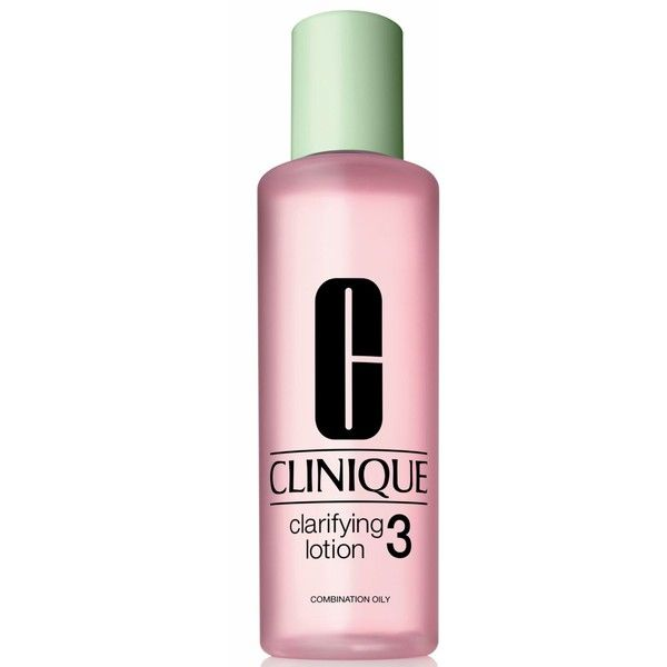 Clinique Jumbo Clarifying Lotion 3 16.5 oz ($30) ❤ liked on Polyvore featuring beauty products, skincare, face care, clinique skin care, clinique face care, clinique skincare and skin care