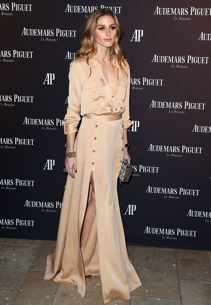 Olivia Palermo At Audemars Piguet Grand Opening of Rodeo Drive Boutique