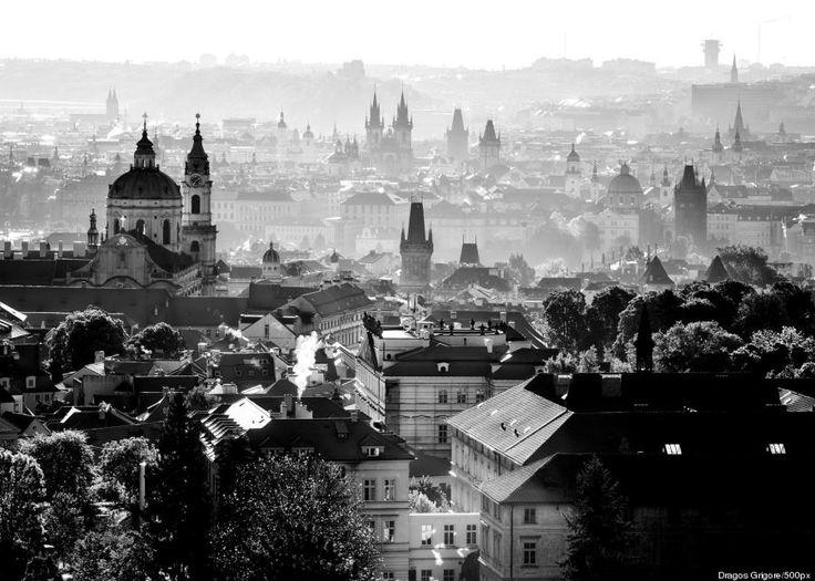 Proof that prague is europes prettiest city prague czech republicnice photosblack white