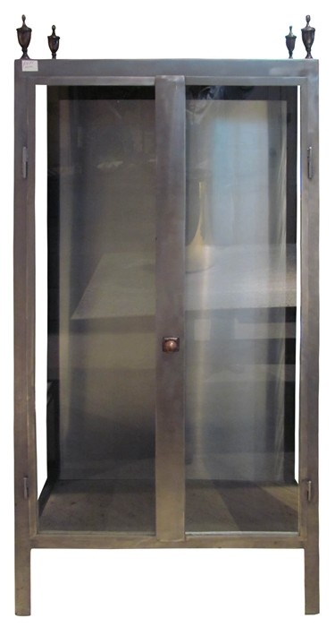 Armoire could make it huge and used french doors for Used french doors