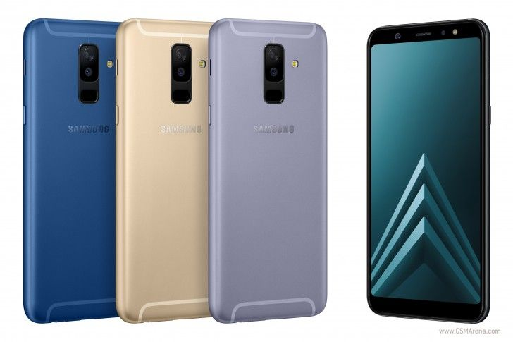 Samsung Galaxy A6 And A6 Launch With Infinity Display Android Oreo Samsung Galaxy Samsung New Samsung Galaxy