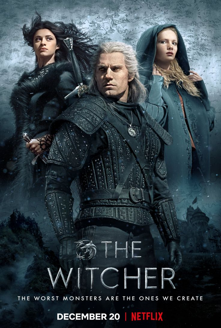 The Witcher (TV Series 2019 ) IMDb in 2020 The