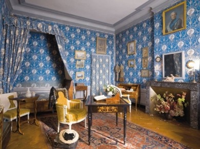 George Sand's petite chambre