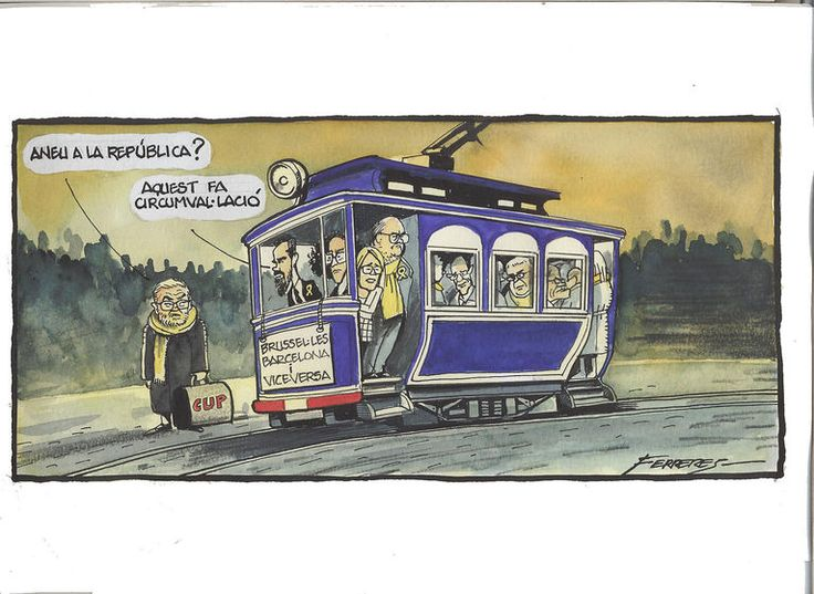 - Are you going to the republic? - This makes circumvallation. #ferreres