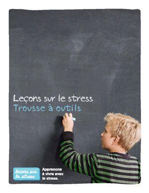 Séances complètes sur la gestion du stress chez les enfants, en lien avec les notions académiques!