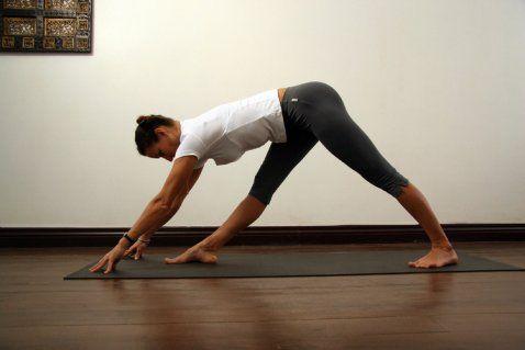 Parshvottanasana. Программа занятий для начинающих: УТРО - Программы для начинающих - Уроки йоги - YOGA.RU
