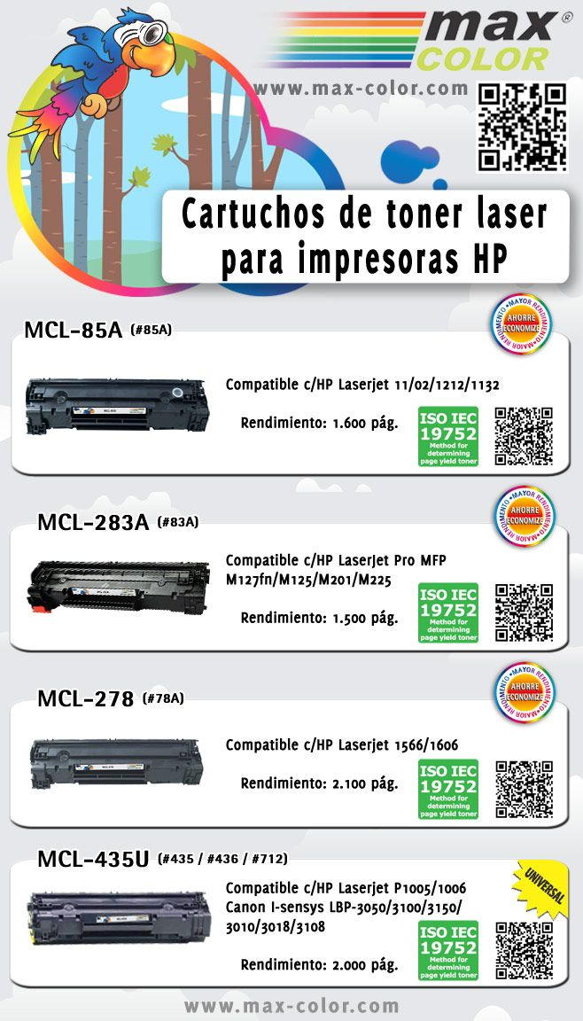 MCL-85A MCL-435U MCL-278 MCL-283A