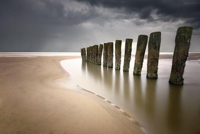 Berck-sur-Mer, Nord-Pas-de-Calais, France.