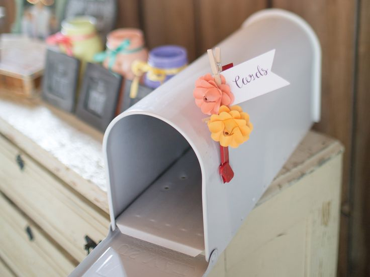 Wedding Wishes: What to Write in a Wedding Card | Photo by: J. Harper Photography | TheKnot.com