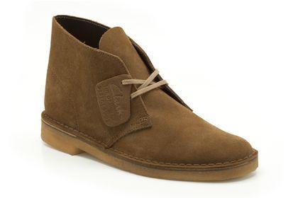Clarke's Desert Boots