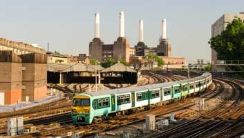 Southern Rail wins contract to transport souls of the damned to Hell