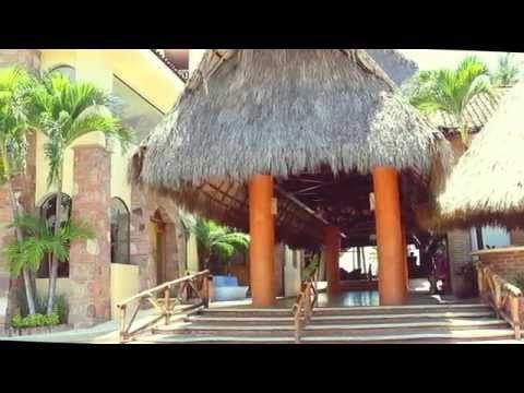 Hotel Las Palmas by the Sea Puerto Vallarta - YouTube