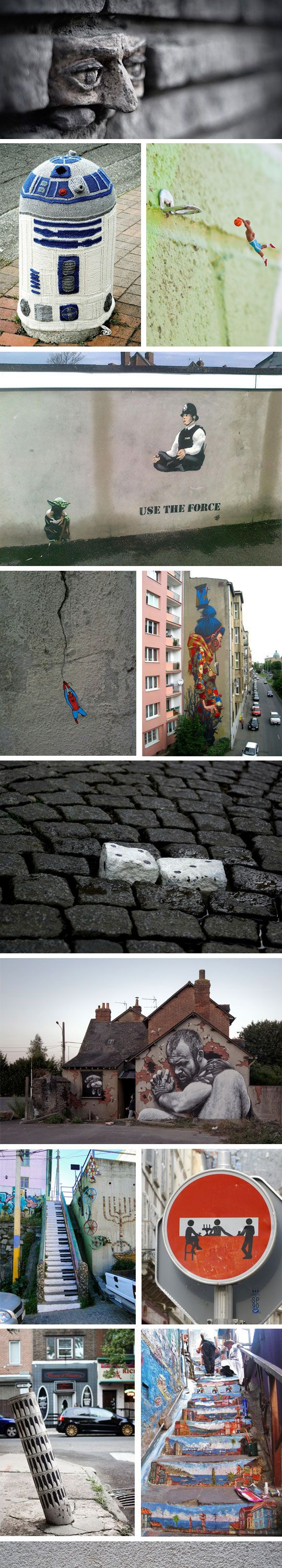 best street art images on pinterest urban art street art