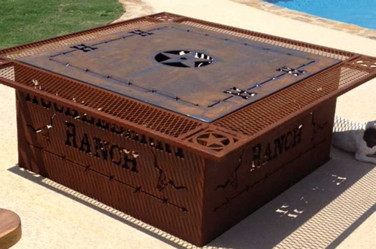 1000 Images About Make On Pinterest Fire Pits Steel And Miller Welding