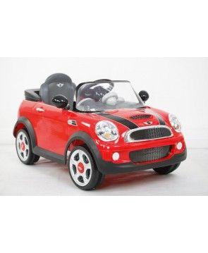 Mini Cooper S. Samochód akumulatorowy wyprodukowany pod licencją #BMW AG. Wygląda jak najprawdziwszy model tej marki!