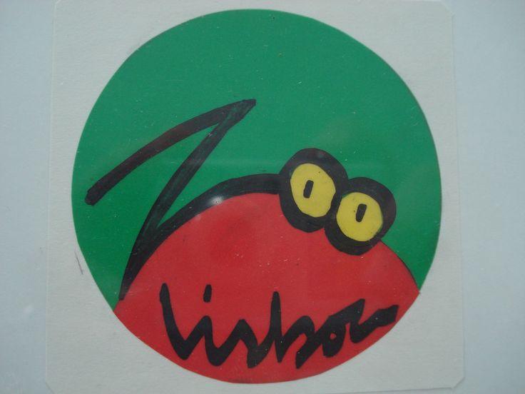 Logo zoo of Lisbon