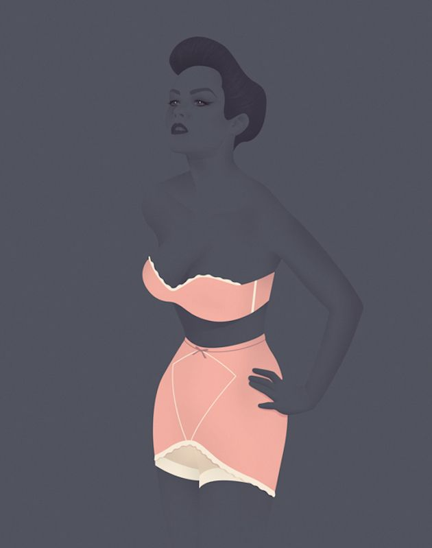 Vintage Illustrations | Jack Hughes
