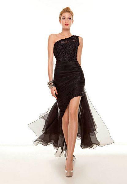 Vestido de fiesta de Demetrios Evening Modelo E228   Webnovias.com