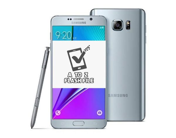 Samsung Note 5 (N920K) Tested EFS+CERT File Free Download Without