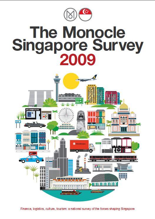 Monocle Singapore Survey by Monocle