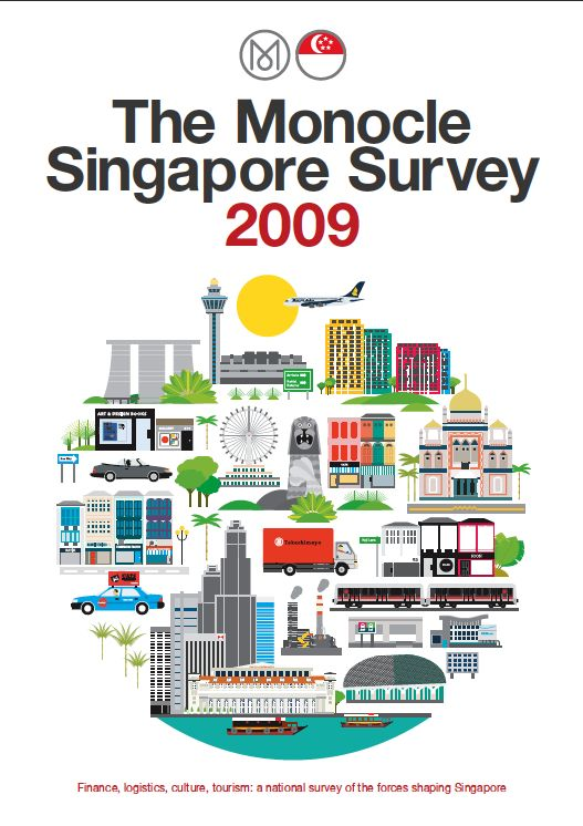 Monocle Singapore Survey by Monocle