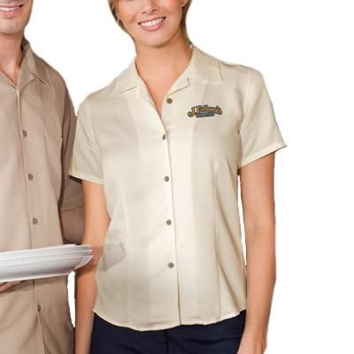 28 best images about company embroidered button down for Embroidered work shirts no minimum order