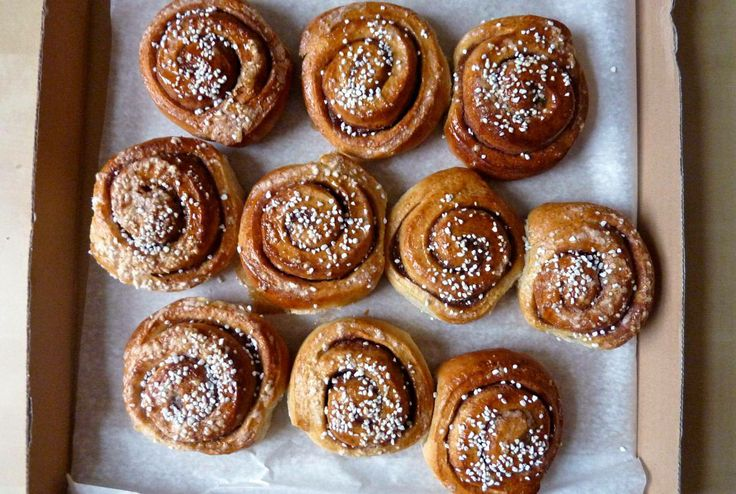 Kanelbullar: How to Make Swedens Answer to the Cinnamon Roll