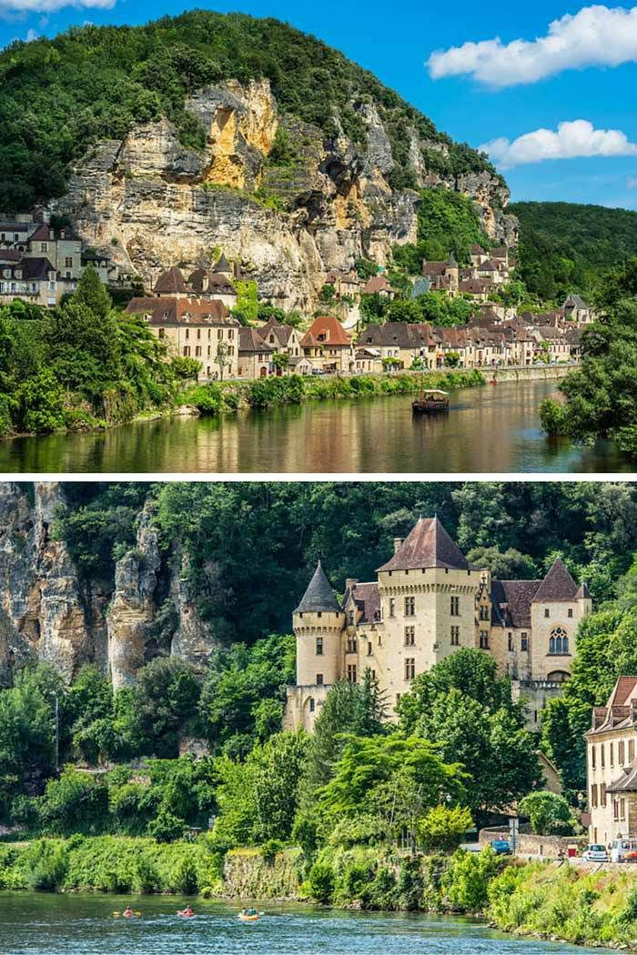 La Roque Gageac! When most people think France, they immediately think Paris, and often times it is unfortunately the only city they visit. Here are 9 of the most charming towns in France, that are not Paris.!