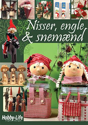 Gratis tema magasiner Elfs, angels and snowmen