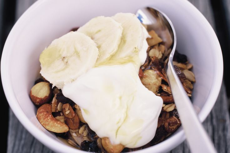 Breakfast is the most important meal of the day so make it really nutritious with this tasty granola.