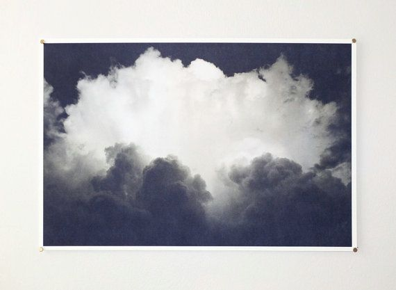 Cumulonimbus in Northern New Mexico.  This is an individual print from the Land of Enchantment set – see the Land of Enchantment listing to