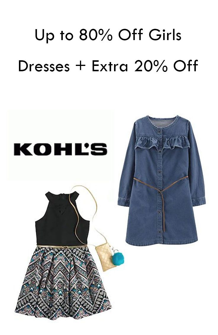 Up to 80% Off Girls Dresses + Extra 20% Off  49ff921f7
